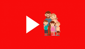 Setting fitur parental youtube