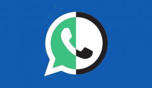Akhirnya whatsapp dark theme rilis resmi