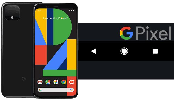 Mengubah Navigasi Google Pixel