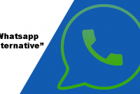 Whatsapp alternative messenger di smartphone Android