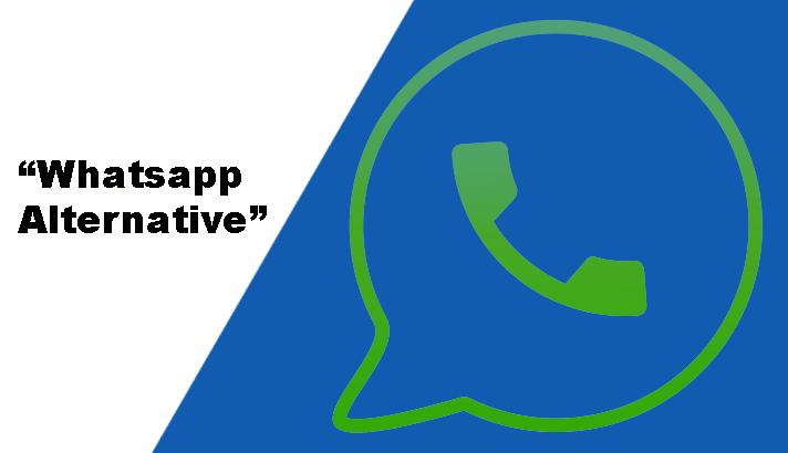 Whatsapp alternative messenger di smartphone Android