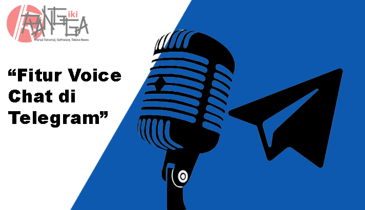 Fitur Voice Chat Telegram