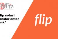 Flip solusi transfer antar bank di Indonesia